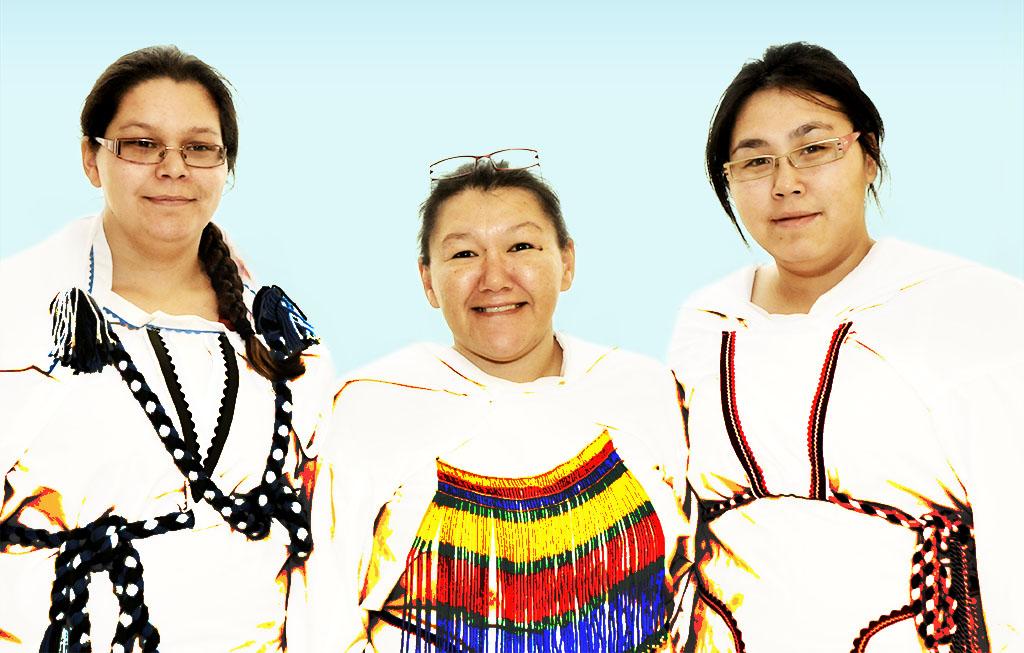 Midwives from Nunavik, Québec