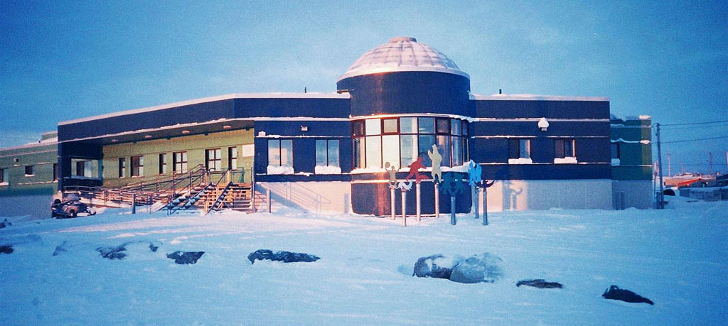 The Maternity in Inukjuak, Nunavik, Québec