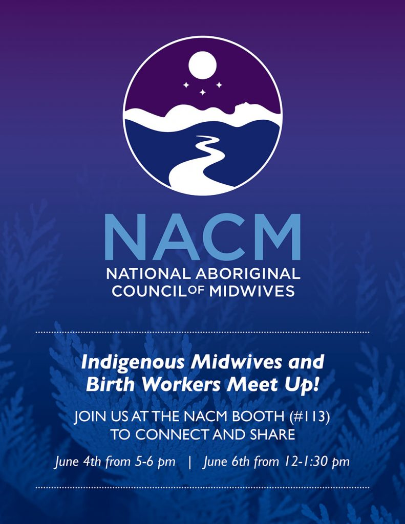 Indigenous Midwives and Birth Workers Meet Up!
